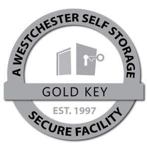 Lewisboro Self Storage a Westchester Self Storage facility grey logo